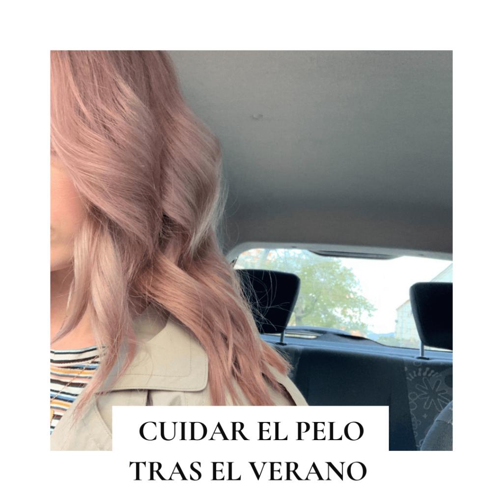Cuidar el pelo - blog